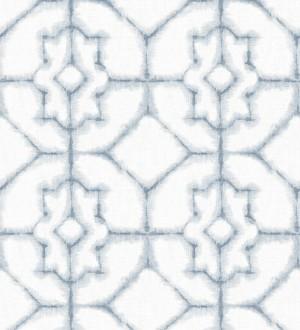 Papel pintado celosía ornamental estilo nórdico Nordic Ornaments 679810