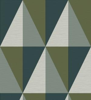 Papel pintado rombos grandes estilo nórdico Paradox 679818