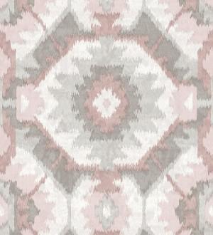Papel pintado imitación tapiz estilo boho Boho Home 679831