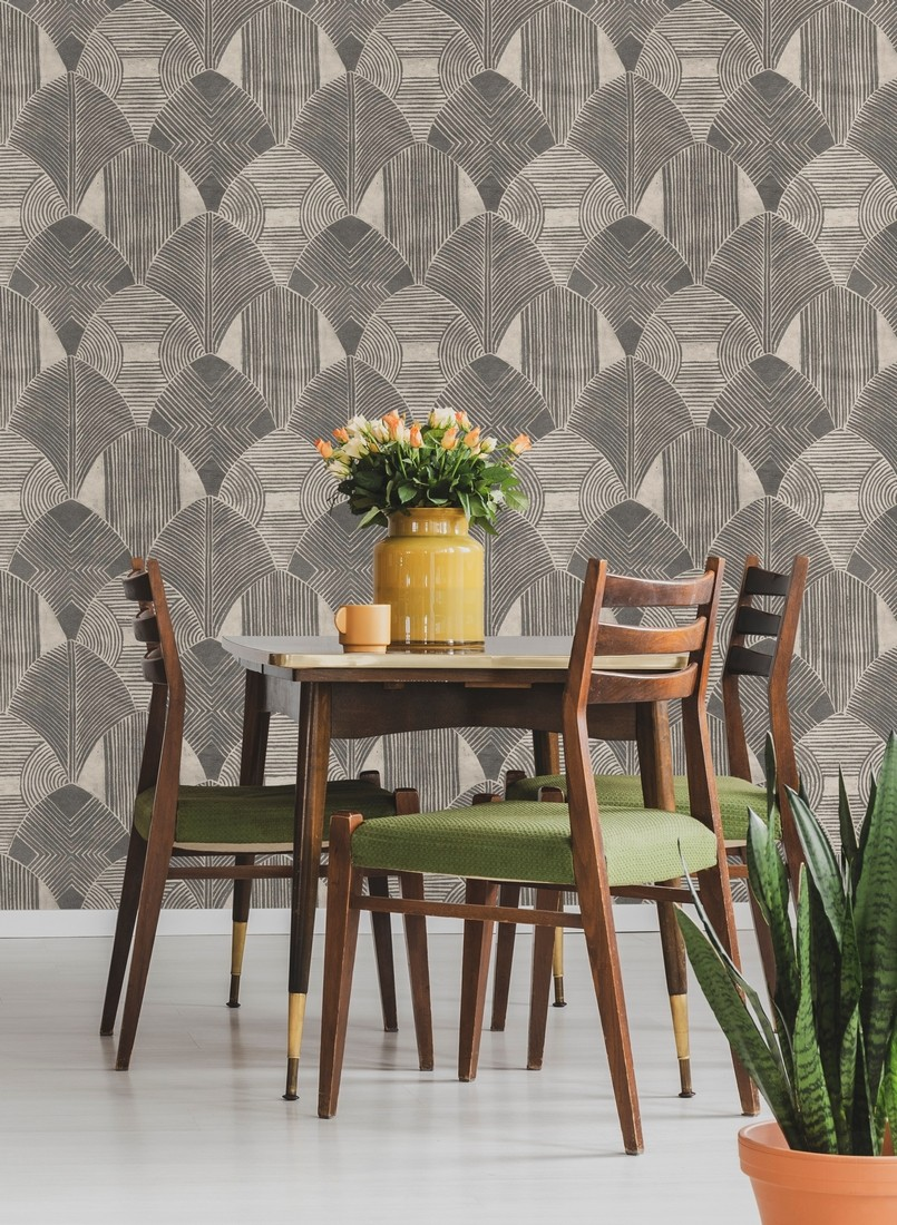 Papel pintado A Street Prints Scott Living FD25928