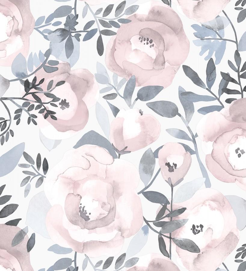 Papel pintado Camellias Garden 680627 Camellias Garden 680627