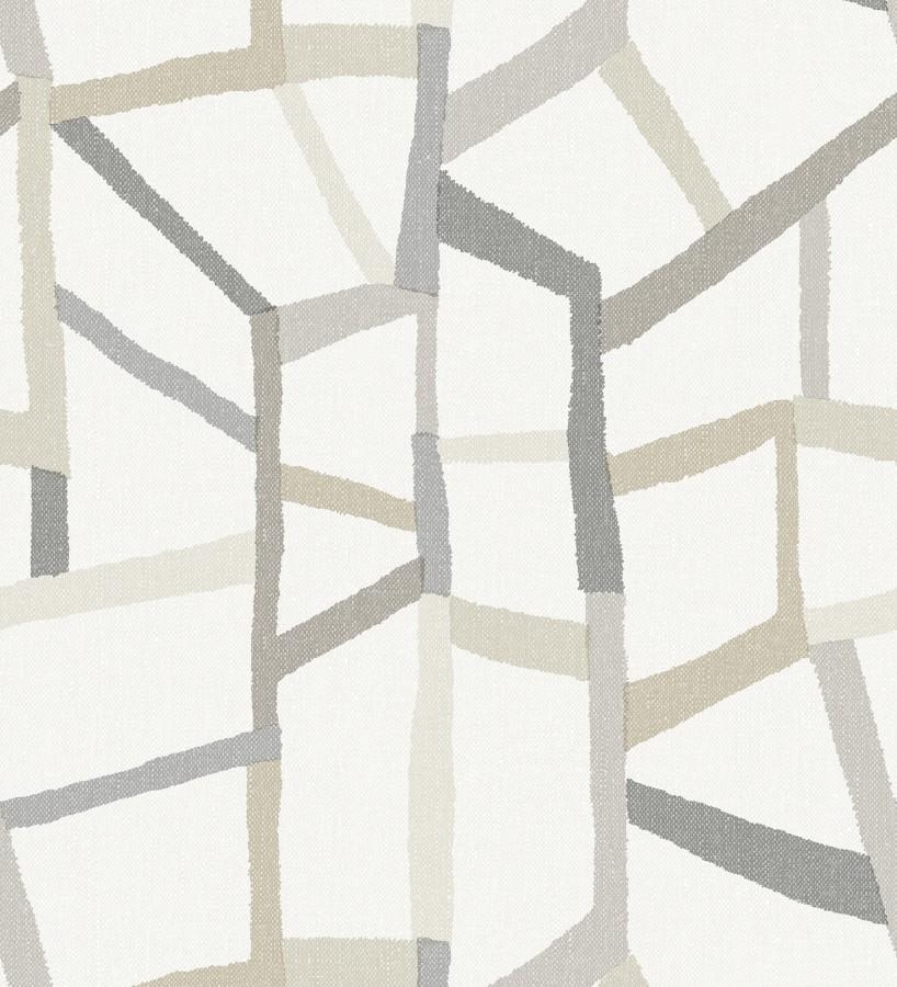Papel pintado abstracto estilo nórdico Kelvin Gallery 680635