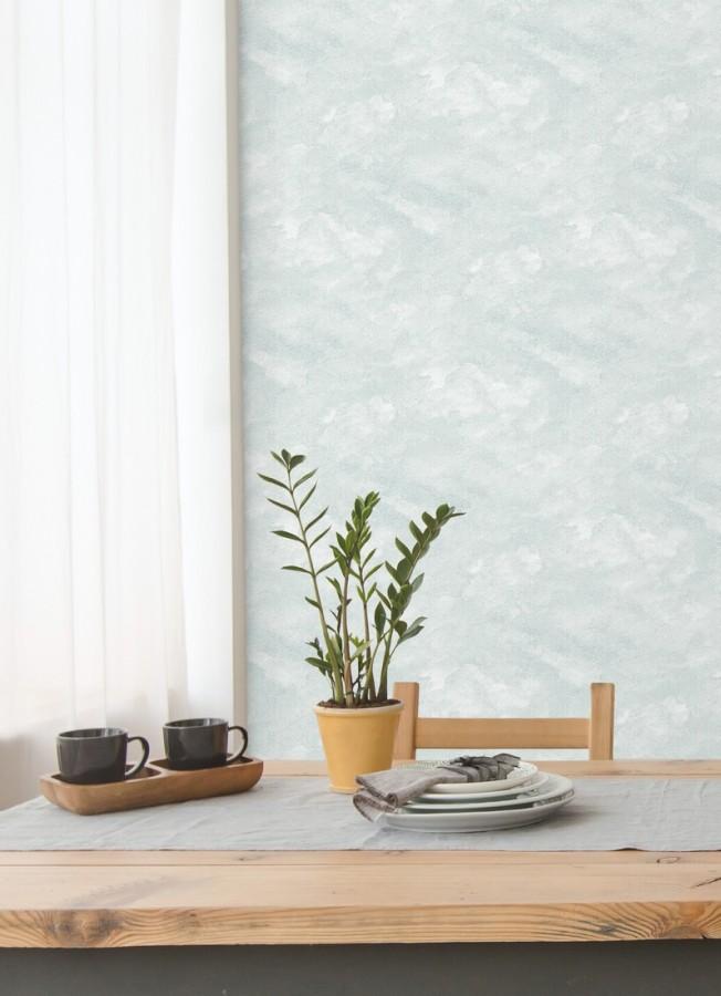 Papel pintado moderno con estuco abstracto Norfolk 680693