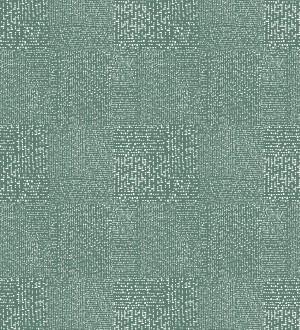 Papel pintado moderno con puntos formado cuadros Reynolds 680721