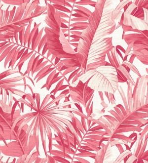 Papel pintado hojas tropicales Indonesia 680818