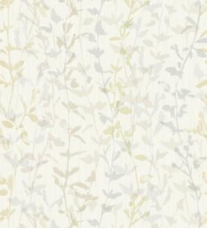 Papel pintado de ramas delgadas y hojas pequeñas Elva Forest 680854