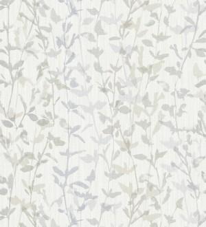 Papel pintado de ramas delgadas y hojas pequeñas Elva Forest 680855