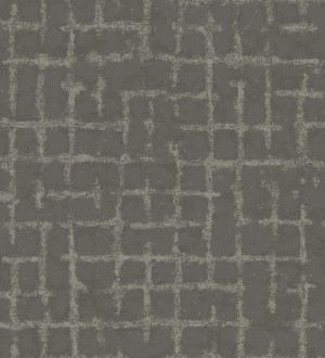 Papel pintado de cuadros modernos líneas metalizadas Calverton 680889