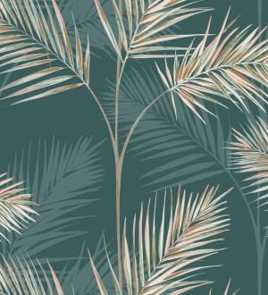 Papel pintado de hojas de palmeras Hawaii Palms 680912