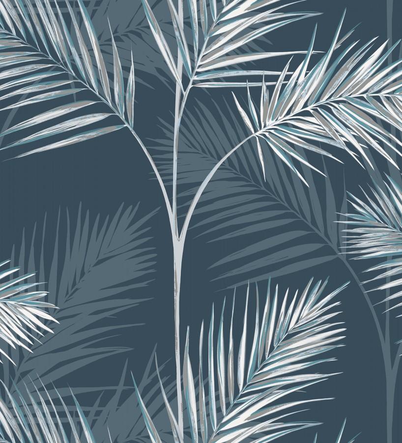 Papel pintado de hojas de palmeras Hawaii Palms 680914