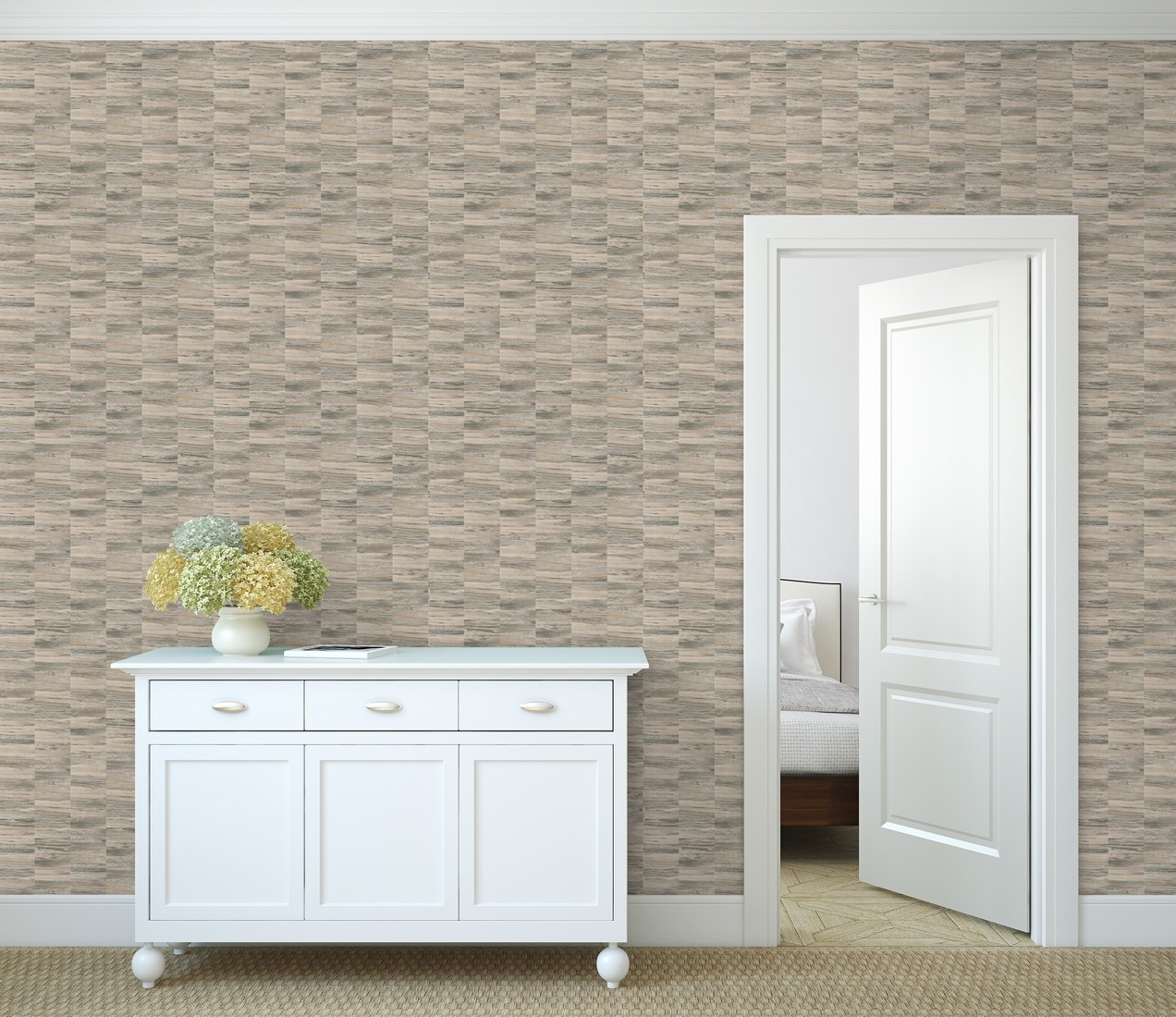 Papel pintado Exclusive Wallcoverings Artisan FD24900
