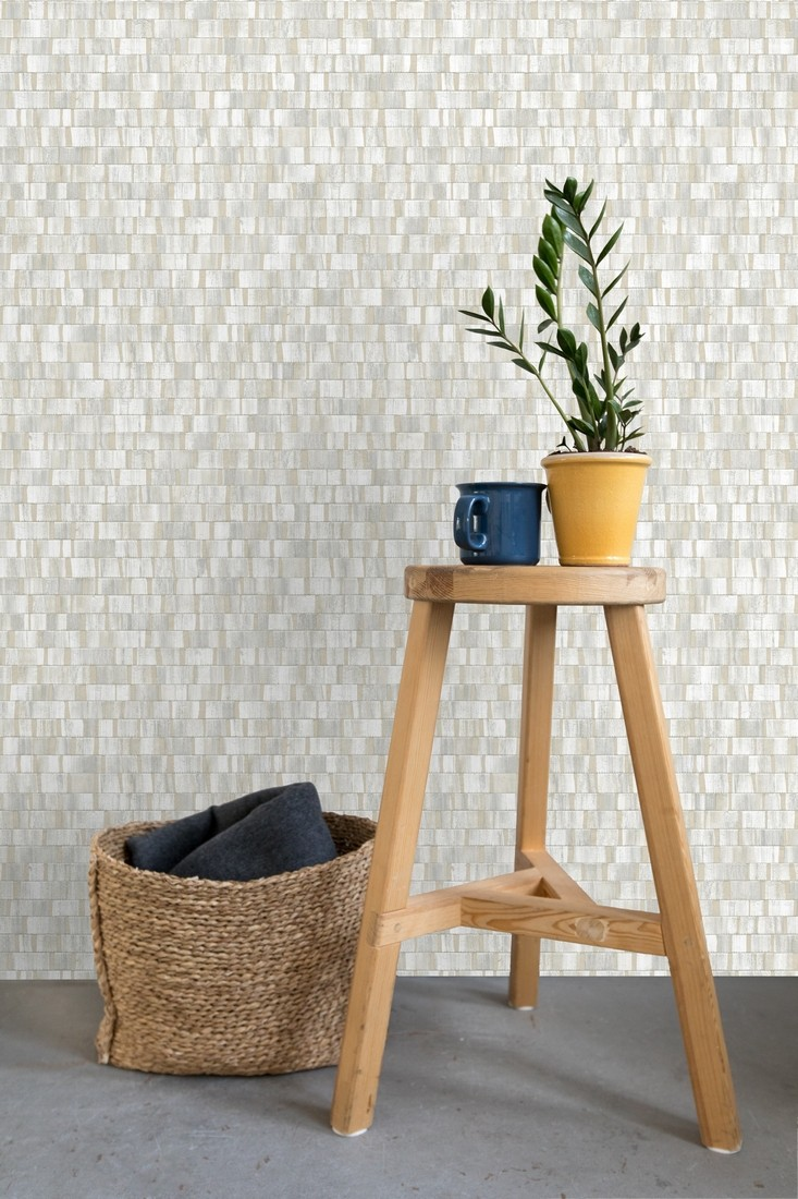 Papel pintado Exclusive Wallcoverings Artisan FD24922
