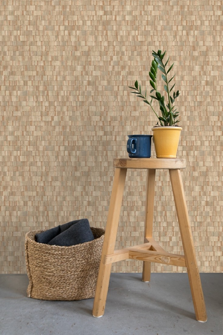 Papel pintado Exclusive Wallcoverings Artisan FD24927