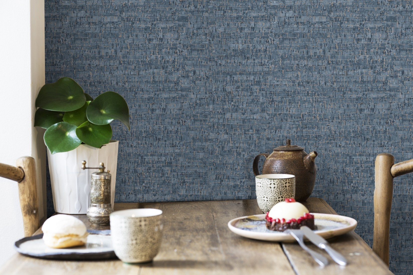 Papel pintado Exclusive Wallcoverings Artisan FD24935