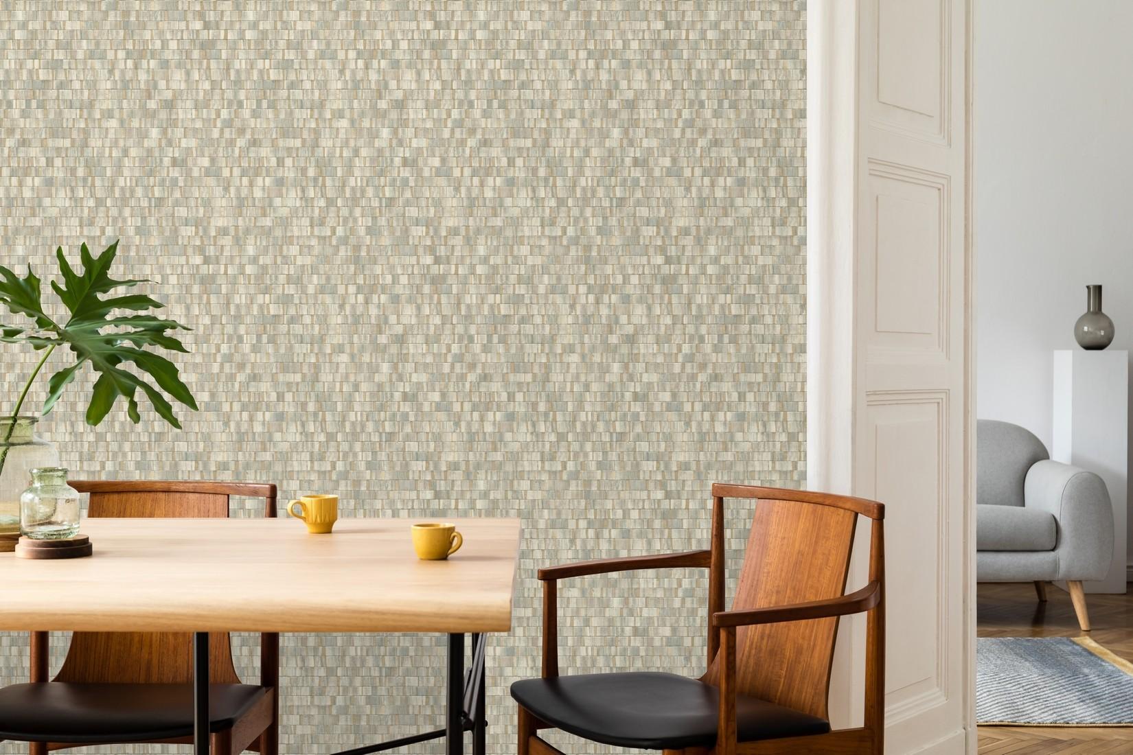 Papel pintado Exclusive Wallcoverings Artisan FD24959