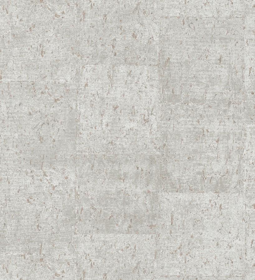 Papel pintado efecto placas de corcho texturizado Padova 679365