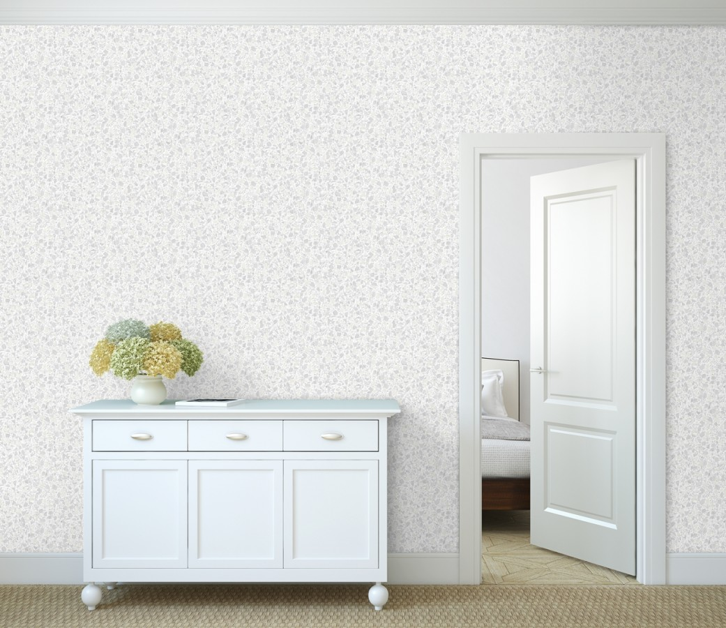 Papel pintado mármol de terrazo Genova 679369