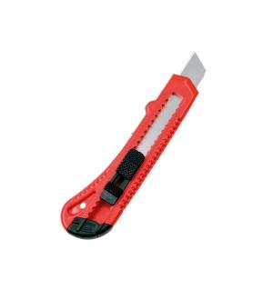 Cutter multiusos de 9 mm con partidor de cuchillas Cutter Mako 602