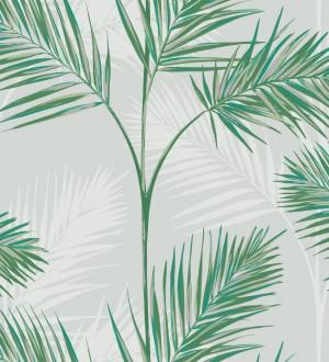 Papel pintado de hojas de palmeras Hawaii Palms 680911