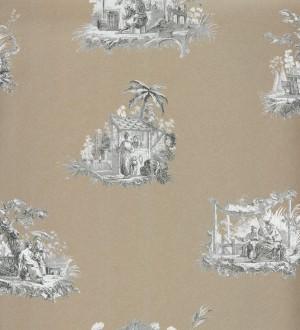 Papel pintado Casadeco Fontainebleau - 81542203