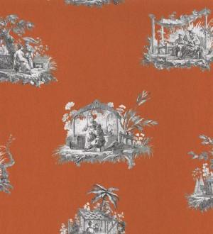 Papel pintado Casadeco Fontainebleau - 81543101