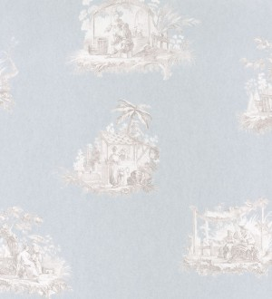 Papel pintado Casadeco Fontainebleau - 81546102