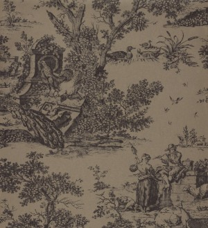 Papel pintado Casadeco Fontainebleau - 81559503