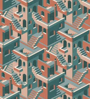 Papel pintado Casadeco Utopia - 85113515