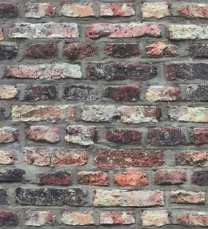 Papel pintado muro de ladrillo estilo industrial Cleveland Street 126335