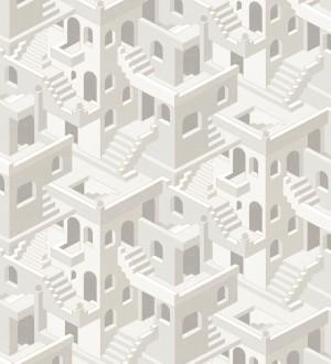 Papel pintado estructura de edificio art deco Zadir 126645