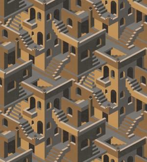 Papel pintado estructura de edificio art deco Zadir 126649