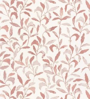 Papel pintado hojas y mariposas Monet Country 126760