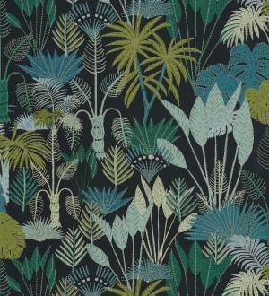 Papel pintado vegetación tropical Bora Tropical 127014