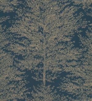 Papel pintado bosque de árboles difuminados Oyama 127098