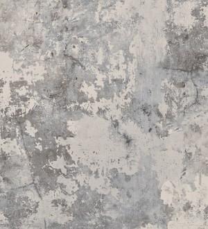 Papel pintado muro pintado desgastado con toques metálicos Shannon Factory 127165
