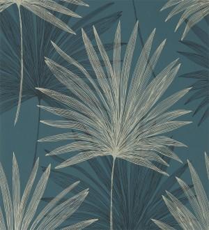 Papel pintado hojas jungla jamaicana Palm Bliss 127450
