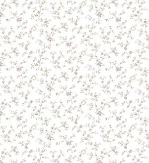 Papel pintado flores pequeñas románticas Verona Garden 127550