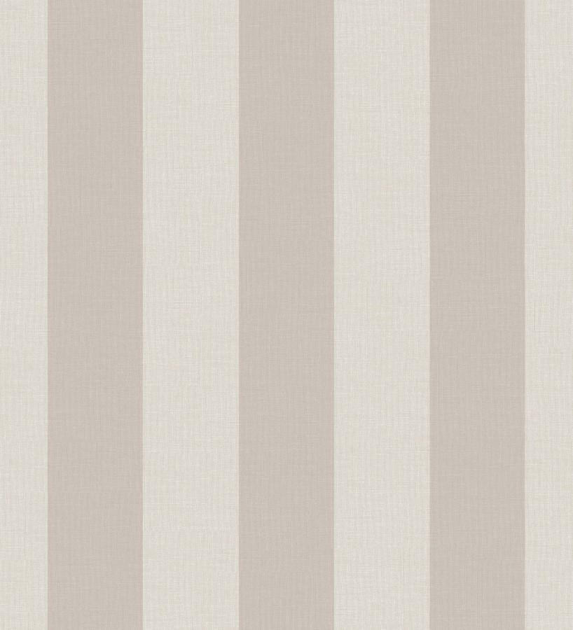 Papel pintado rayas tonos marrones Raya Zeus 127568
