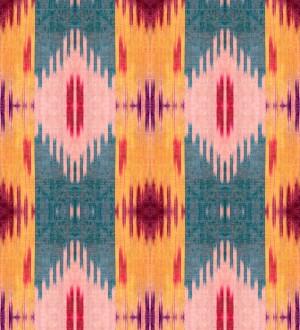 Papel pintado tapiz geométrico estilo boho Ginny 128164