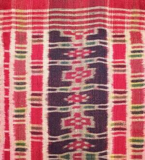 Papel pintado imitación alfombra estilo boho Sayo 128165