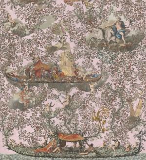 Papel pintado ornamentación clásica Rush Hour 128201