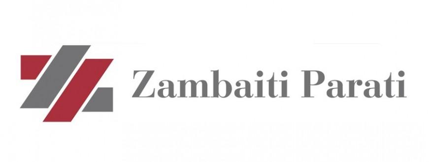 Papeles pintados para pared Zambiati Parati - Catálogos y Colecciones