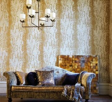 Papel pintado barroco dise o cl sico para paredes elegantes for Papel pintado barroco